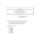 Réorganisation 2020 – Expertise: Synthèse