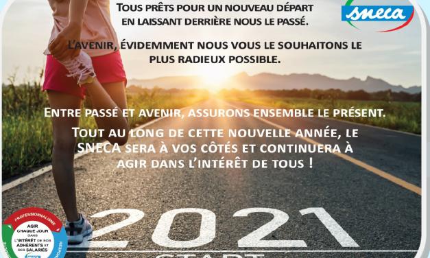 Janvier 2021 – Bonne Année